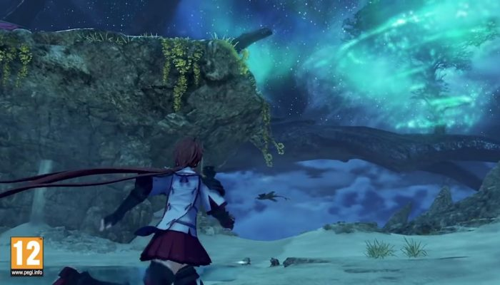 Xenoblade Chronicles 2 – Bande-annonce de l'histoire Torna The Golden Country