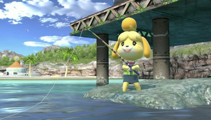 Super Smash Bros. Ultimate – Isabelle Fighter Showcase