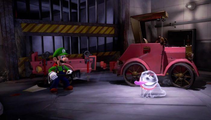Luigi's Mansion 3 (Working Title) – Announcement Trailer