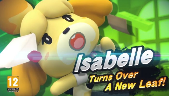 Super Smash Bros. Ultimate – A Hard Worker's Dream Trailer