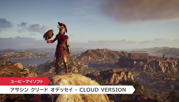 Assassin's Creed Odyssey Cloud Version – Japanese Nintendo Direct Headline 2018.9.14
