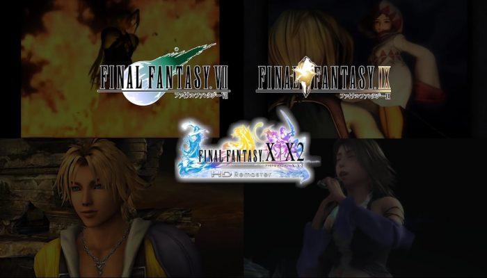 Final Fantasy – Japanese Nintendo Direct Headline 2018.9.14