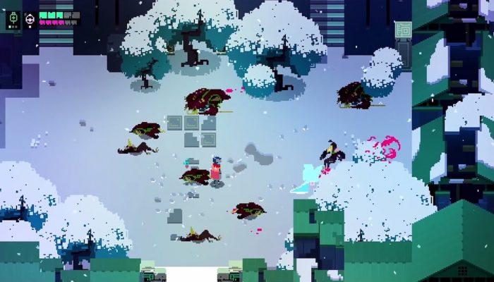 Hyper Light Drifter – Nindies Showcase Summer 2018 Trailer