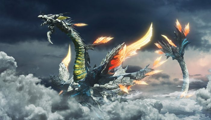 Check out the Tornan Titan in Xenoblade Chronicles 2 Torna The Golden Country