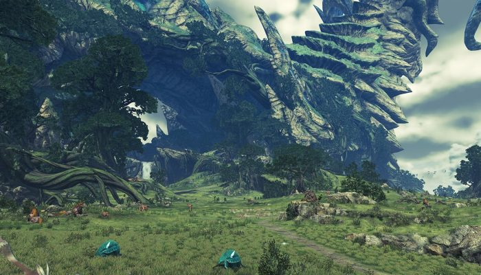 Check out Gormott in Xenoblade Chronicles 2 Torna The Golden Country