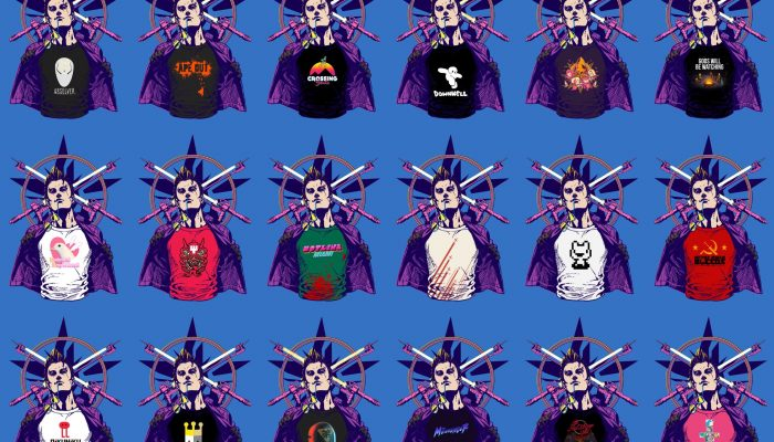 Travis Strikes Again gets t-shirt designs from Devolver Digital
