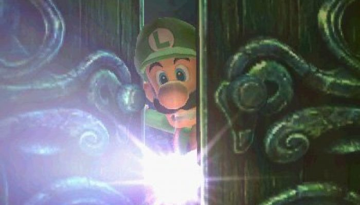 Luigi's Mansion launches on Nintendo 3DS in Europe on October 19