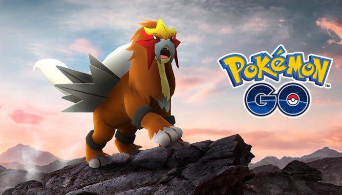 Entei headlines Pokémon Go's September Field Research