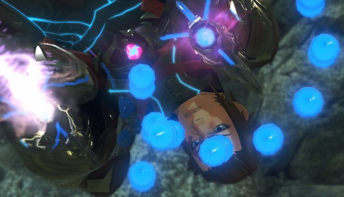 Minoth in Xenoblade Chronicles 2 Torna The Golden Country