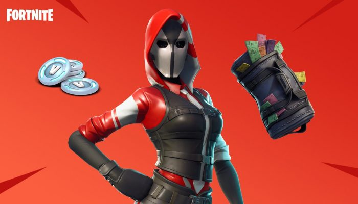 Get the new Ace Pack in Fortnite Battle Royale