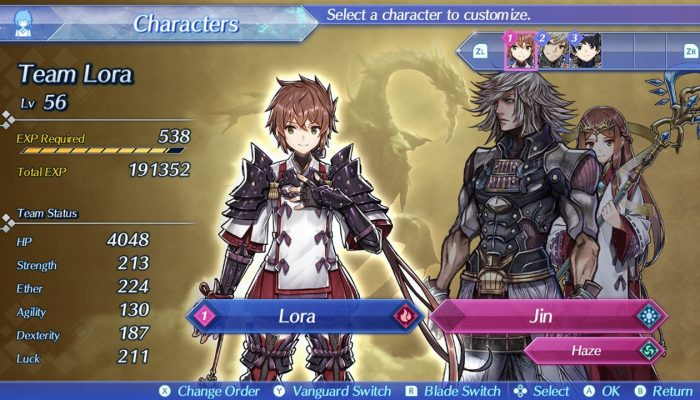 Here are the three playable teams in Xenoblade Chronicles 2 Torna The Golden Country