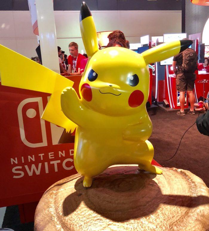 Nintendo PAX West 2018