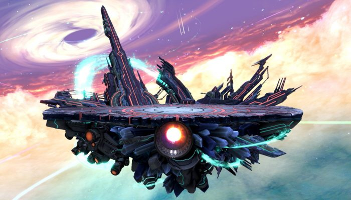 A look at Final Destination in Super Smash Bros. Ultimate