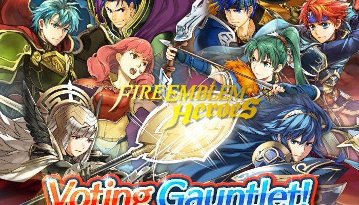 The Chosen Ones Voting Gauntlet in Fire Emblem Heroes