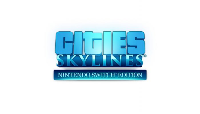Cities Skylines is coming to Nintendo Switch
