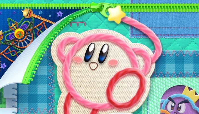 Kirby's Extra Epic Yarn announced for Nintendo 3DS