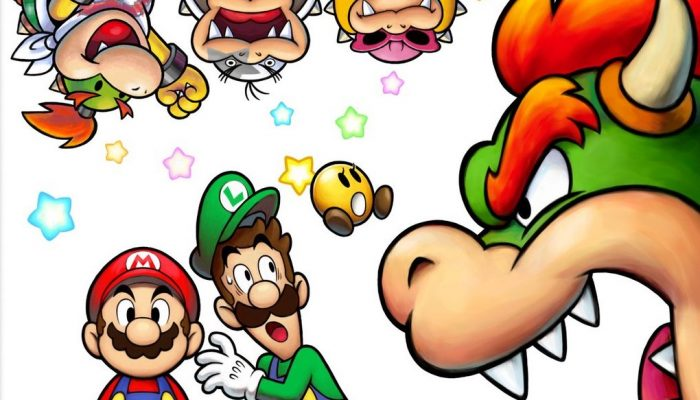 Mario & Luigi Bowser's Inside Story + Bowser Jr.'s Journey launching on January 11 in North America