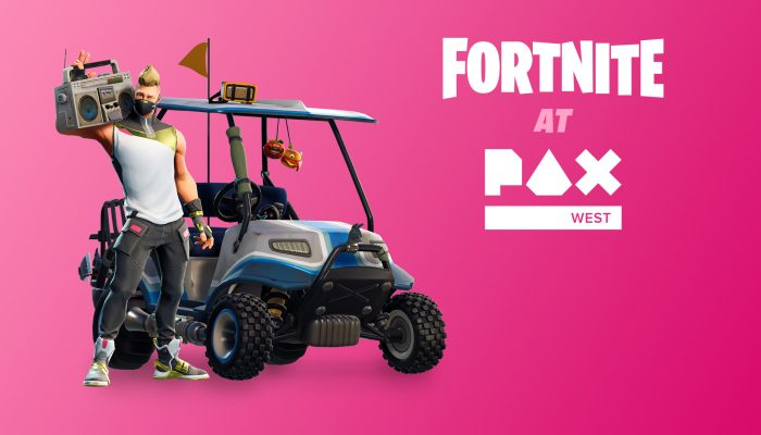 Fortnite: 'Pax-West-2018'