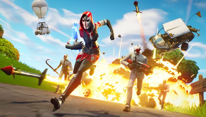 Fortnite: 'High Stakes'