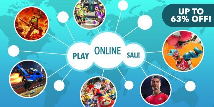 Nintendo eShop Sale Play Online Sale