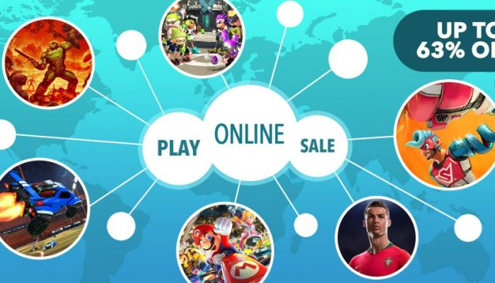 NoE: 'Nintendo eShop sale: Play Online Sale'