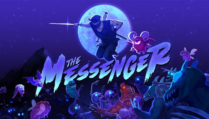 NoA: 'Master the ways of the ninja in The Messenger'