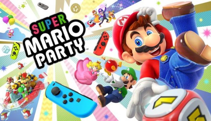 Super Mario Party is now available for pre-purchase in Europe