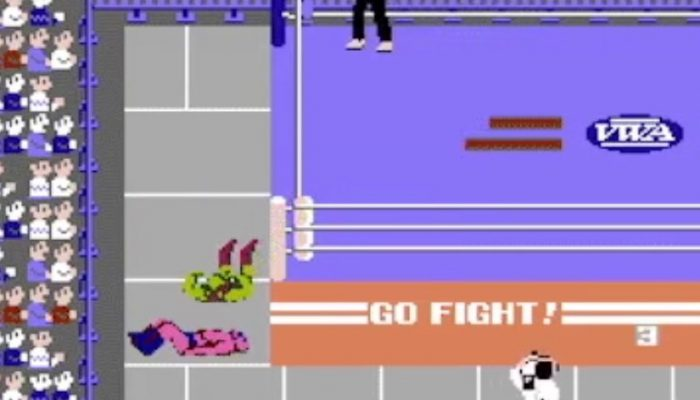 NES title Pro Wrestling returns for the first time on Nintendo Switch Online