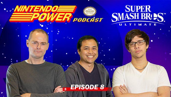 NoA: 'Nintendo Power Podcast episode 8 available now!'