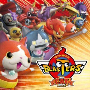 Nintendo eShop Downloads Europe Yo-kai Watch Blasters Red Cat Corps