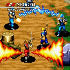 Nintendo eShop Downloads Europe ACA NeoGeo Ninja Commando