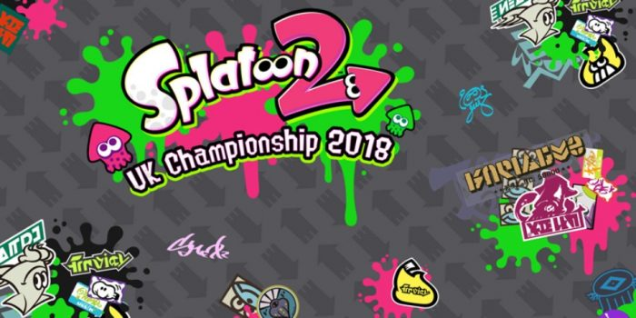 Splatoon 2 UK Championship 2018
