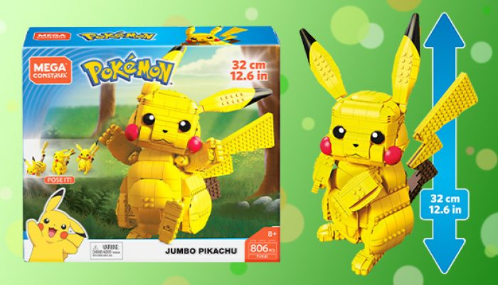 Pokémon: 'Build Your Own Pikachu!'