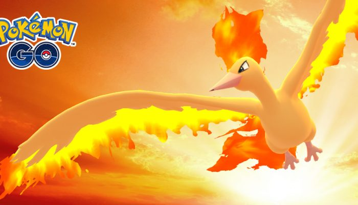 Niantic: 'Unlock Moltres Day during Professor Willow's Global Challenge!'