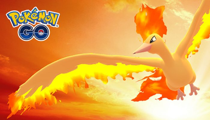 Pokémon: 'Don't Miss Moltres in Pokémon Go'