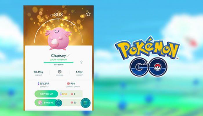 Pokémon: 'Guaranteed Lucky Pokémon!'