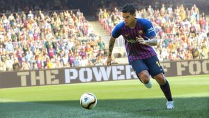 Media Create Top 50 Pro Evolution Soccer 2019