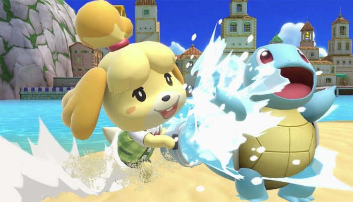 Super Smash Bros. Ultimate – Isabelle Fighter Screenshots