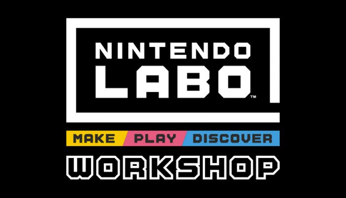 NoA: 'Nintendo launches interactive Nintendo Labo Workshops for kids across the country'