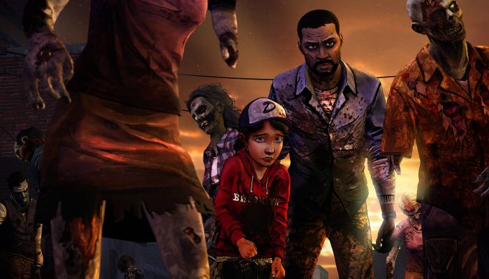 TellTale: 'Season One of The Walking Dead Arrives on Nintendo Switch!'