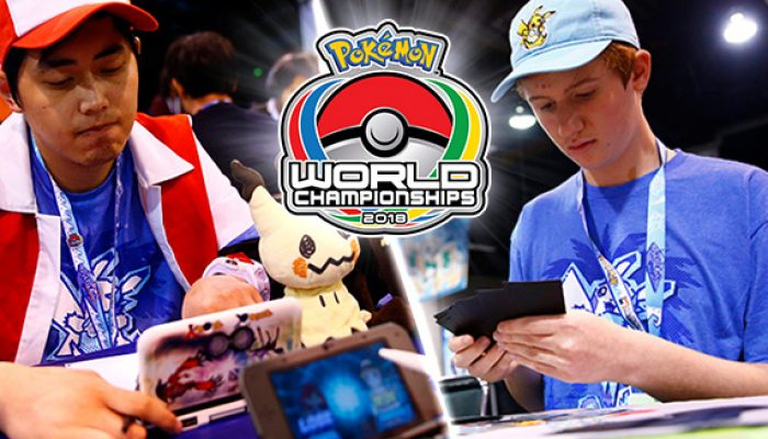 Pokémon: 'Watch the Pokémon World Championships!'
