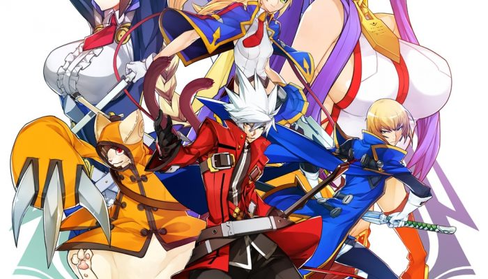 BlazBlue: CentralFiction – Japanese Nintendo Switch Reveal Art and Screenshots