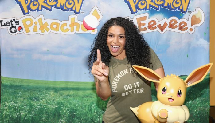 NoA: 'Pikachu and Eevee Embark on a Road Trip across the U.S. to Demo New Pokémon Games'