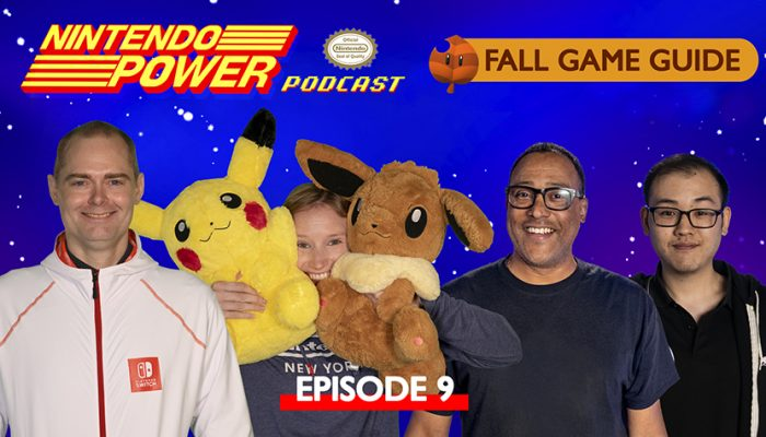 NoA: 'Nintendo Power Podcast episode 9 available now!'