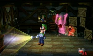 Nintendo eShop Downloads North America Luigi's Mansion