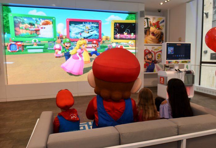 Nintendo NY Store