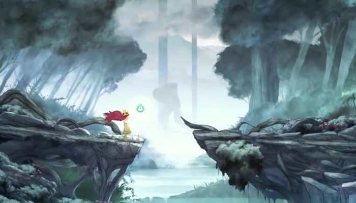 Ubisoft: 'Child of Light Launches on Nintendo Switch'