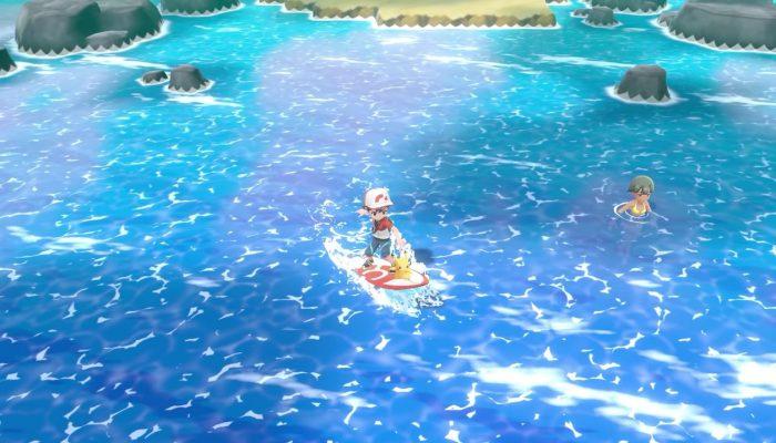 Pokémon: Let's Go, Pikachu! & Let's Go, Eevee! – Japanese September 10 Reveals Trailer