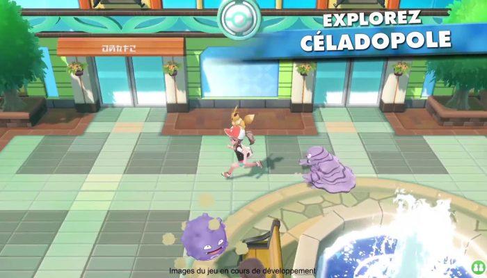 Pokémon : Let's Go, Pikachu & Let's Go, Évoli – Bande-annonce Personnalisez vos aventures !