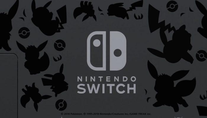 Pokémon : Let's Go, Pikachu & Let's Go, Évoli – Bande-annonce Nintendo Switch édition Pikachu & Évoli